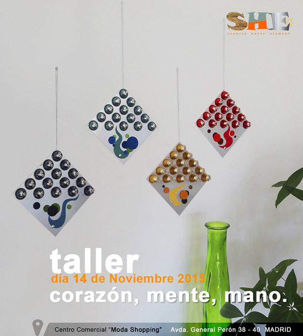 Taller Corazon, Mente, Mano