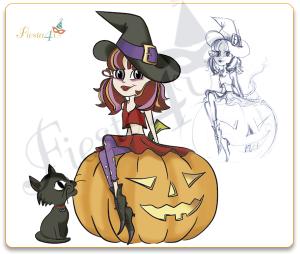 Ilustraciones Hallowen
